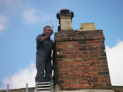 Dougie's Chimney Sweep - Maintenance